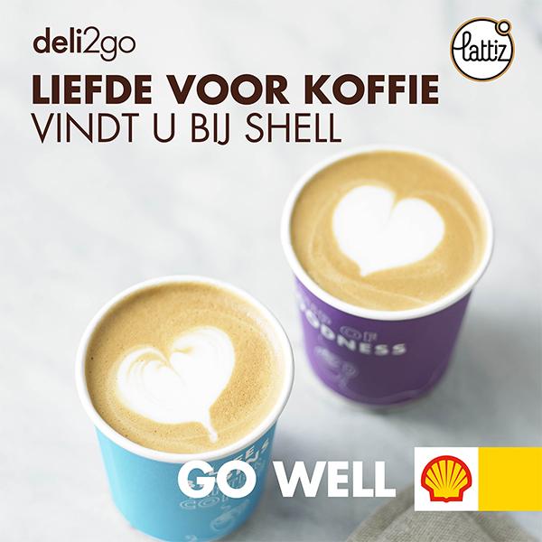 barista koffie drank eten shell deli2g0