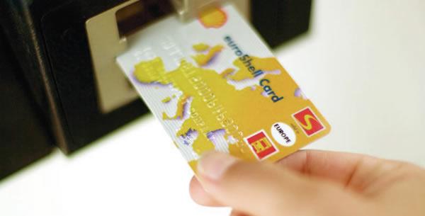 VOORDELEN EUROSHELL CARD